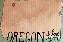 Oregon / it's pronounced ORYGUN / by Connie Colligan