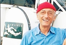Commandant Cousteau / by Musée océanographique Monaco - Aquarium
