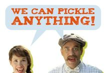 We can pickle that. / by Connie Colligan