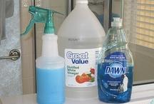 Cleaning tips / by Jennifer Bennett