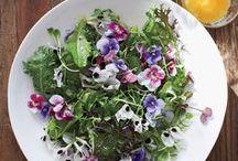 Spring has sprung / Spring seasonal recipe ideas