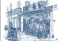 Favourite London food shops / My food shop haunts