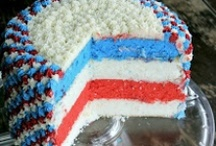 Recipes: 4th of July / 4th of July Ideas..  Fourth of July
