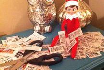 Holiday: Christmas Elf On The Shelf / Elf on the Shelf
