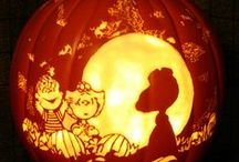 Holiday: Halloween Pumpkin Ideas / Fun, fresh ways to get the characters and images you love onto your pumpkins for Halloween this year!