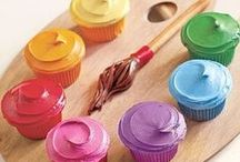 Cooking fun with kids / Fun baking projects to do with the children in the kitchen