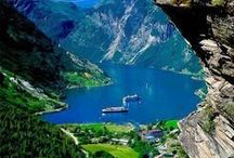 Norway... for my Mother / by Susan Fink