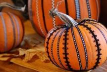 everything fall. / fall + halloween + thanksgiving / by Lyndi
