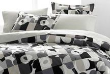 Marimekko Bedding / Marimekko sheet sets, duvets, pillow shams, blankets, and more to make your bed timelessly stylish.