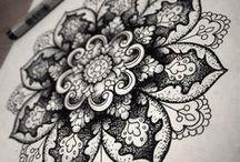 ♣Mandala tattoos♣