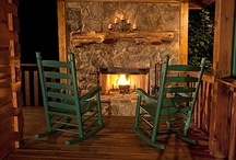 Log Cabin Love / by Gwen Trivett