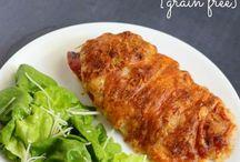 Gluten Free / Gluten Free Recipes + Recipes Easy to Change into Gluten Free / by Martine