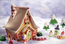 Gingerbread houses / by Donna Rodriguez