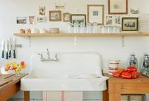 Kitchen Spaces / by Jaime Young