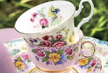 Tea TIme / by Donna Rodriguez