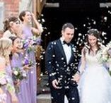 Wedding Ceremony / Here comes ideas for making your while on the wedding aisle even more memorable.