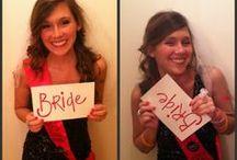 Bridal Shower, Bachelorette Party / by Bride & Groom Planner Christy Schimpf