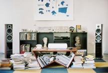 Interiors / by Ghislain Touraine