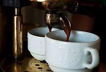 Café y sus cosas