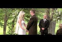 Amazing wedding videos / by Bride & Groom Planner Christy Schimpf