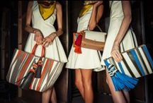arm candy / handbags galore
