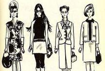 Costume Design/Fashion Design Inspiration / by Courtney Jackson