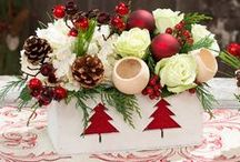 Merry Christmas / It's the most wonderful time of the year! Christmas is always on December 25th. Holiday ideas for seasonal decor, recipes, flowers, gifts, and traditions.
