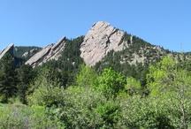 Scenic Boulder / Chautauqua.