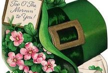St. Patrick's Day Celebrations / Go green to celebrate heritage and friendship for St. Paddy's Day! You'll love these St. Patrick's celebration ideas: recipes, wearing green, creating with green, traditions, lucky finds, Irish blessings, and flowers.