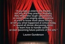 Teaching Theatre / by Courtney Jackson