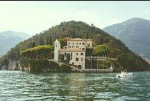 The Lake Como Wedding Planner / I love my job!