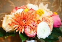 Bouquets by Orly khon / Get inspired with these wedding bouquets from Tangerine Creations!