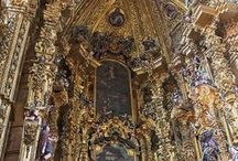World Cathedrals, Temples and Churches / Beautiful architecture of cathedrals and churches around the World / by R and B International Travel