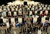 Mastering the Career Fair / How to survive and thrive at career fairs. / by UMD Career & Internship Services