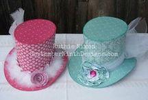 Hats / by Rossanna De Vergeli