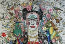 Marvelous Mosaic / Techniques and designs in the art of mosaic.