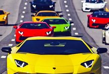 Lambos and super cars