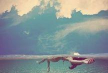 so unbearably hot. need. ocean! / by Deupree Yancey