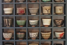 Pottery,porcelain,clay of all kinds / by Ben Nutter