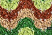 Crochet {Stitches, Granny's, Tutorials} / Any crochet tutorials, stitches, and granny squares