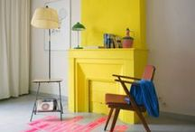 INTERIORS lovely ideas / by Zoe Brewer