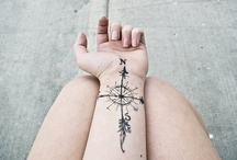 Tattoos / by Claudia Yvonne