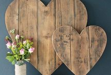 Valentine's Day / Inspiration for Valentine's Day home decor, crafts, and projects for the kids.