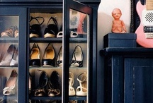 Store It In Style / Stylish & Clever Storage Spaces