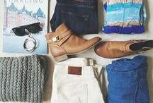 Fashion: Capsule Wardrobe & Tips / by Melana Orton