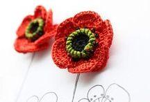 Crochet {Appliques & Flowers}