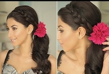 Hairstyles / by Tisha Mills-Bredeson