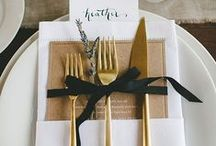 Party Tablescapes / by Melana Orton