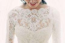 """I do."" / by Allison Nguyen"