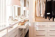 closets / by Sandra Camp